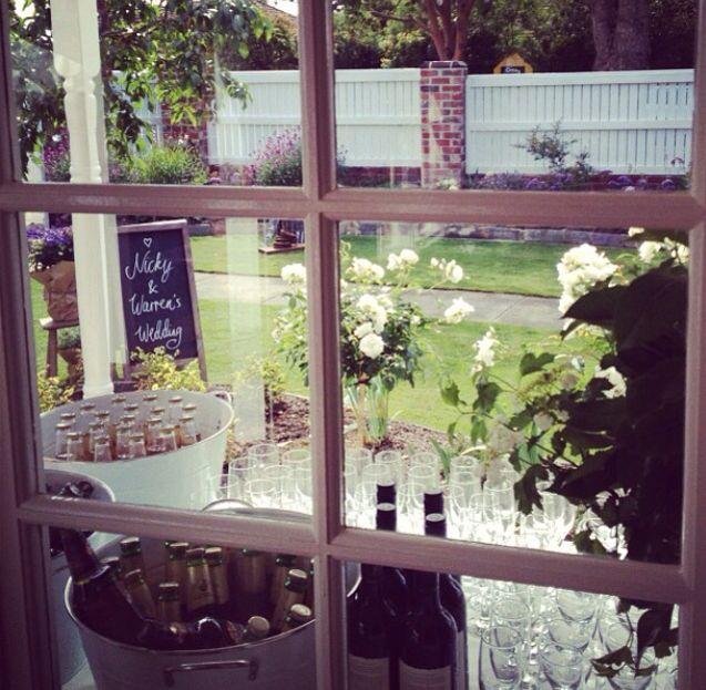 Wedding Reception In Backyard : Backyard Wedding Reception  ? Just wedding stuff ?  Pinterest