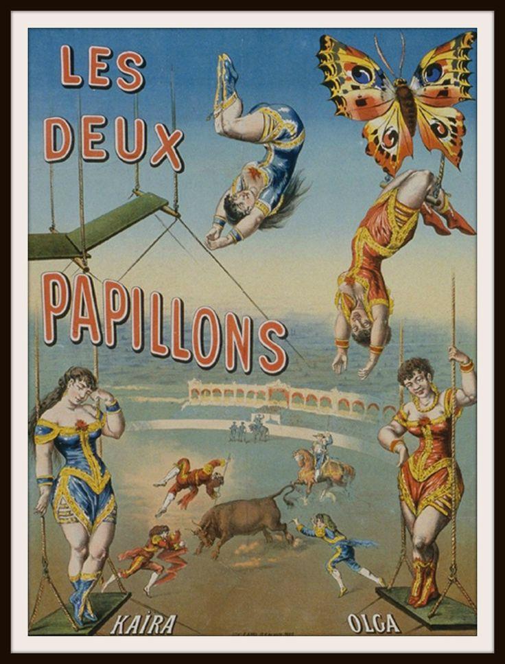 Beautiful art print Vintage Circus Poster Art Image Wall Decor Unframed Print is…
