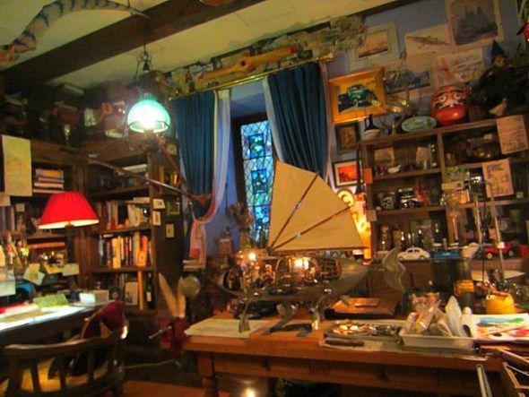 musée ghibli, les premiers pas   tokyo fever