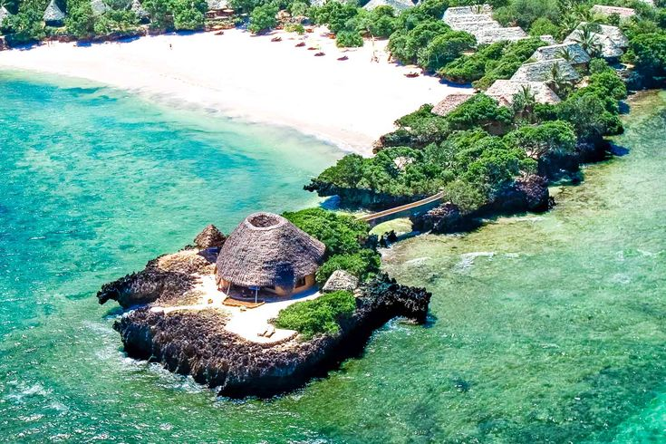 The Sands at Chale Island Hotel - Diani Beach Kenya