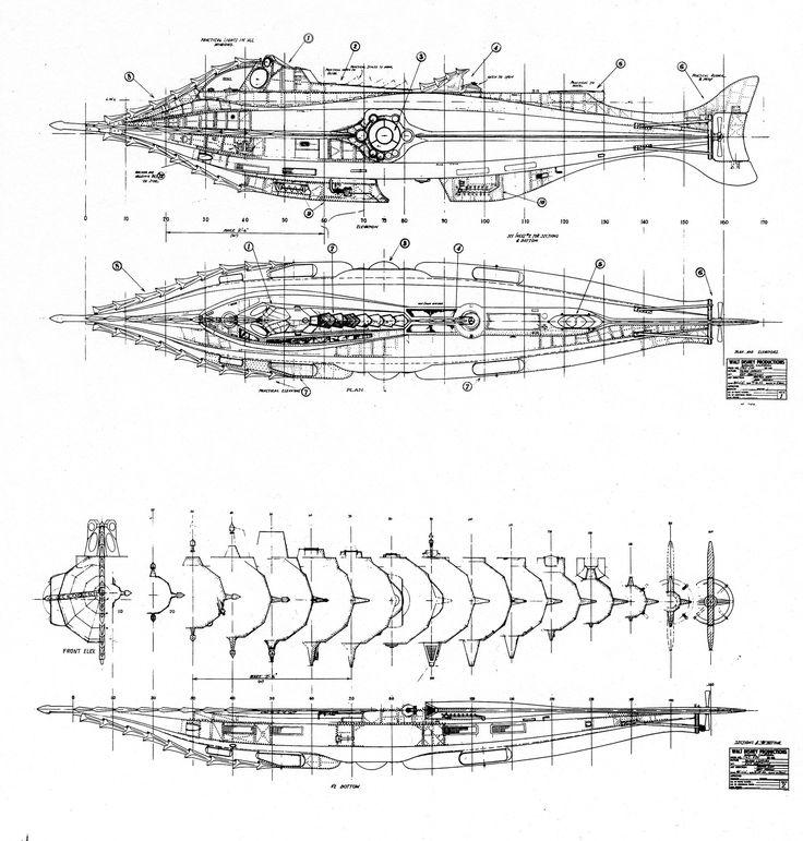 http://www.twentythousandleaguesunderthesea.com/nautilusentireblueprints.jpg…