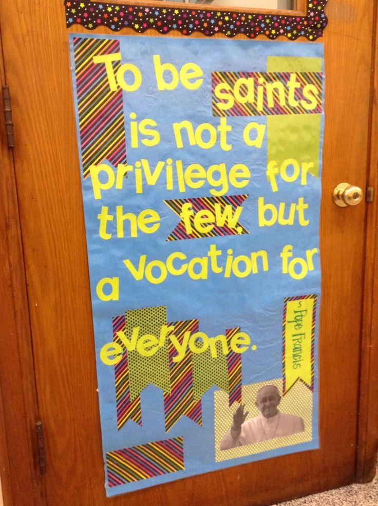 Calendar Bulletin Board Ideas Middle School : Ideas about decorative bulletin boards on pinterest