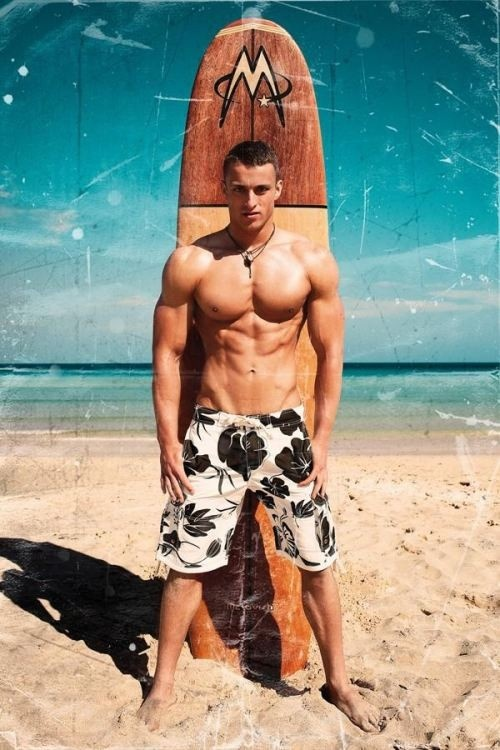 Male model beach images athletic bodies sexy