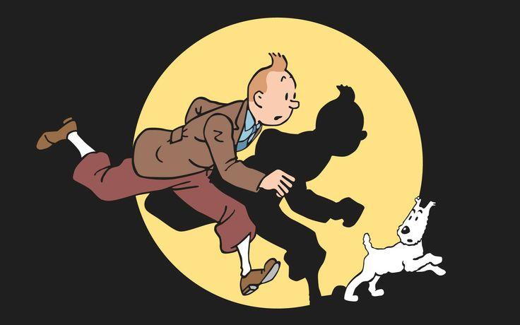 Tintin And Snowy1