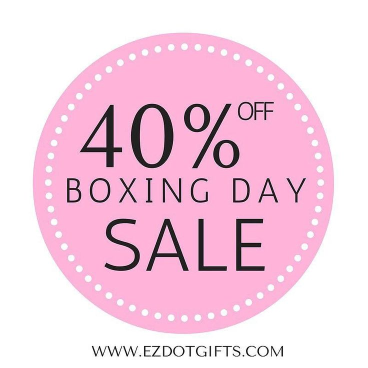 boxing day sale take 40 off everything shop now at wwwezdotgifts - Home Decor For Sale