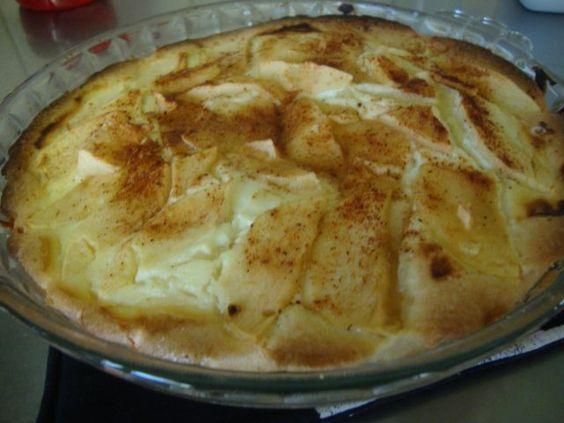Todella kuohkea ja herkullinen omenatorttu, suosittelen! Kasvisruoka. Reseptiä katsottu 5980 kertaa. Reseptin tekijä: cupcake-.