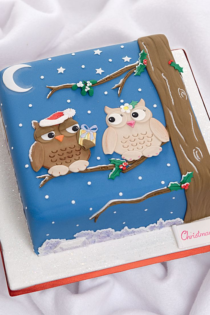 Find out how to make this cake in the November 2015 issue of Cake Craft &…