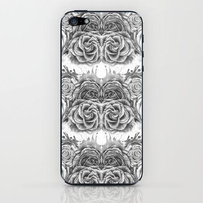 http://society6.com/RoxanneJadeDentry/Rose-Splash_Phone-Skin ROSES iPhone & iPod Skin by Roxanne Jade Dentry - $15.00