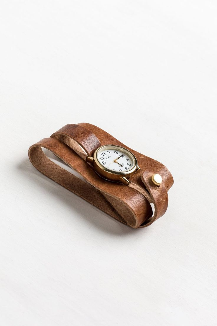 Timex Wrap Watch by form•function•form | United By Blue  - 2