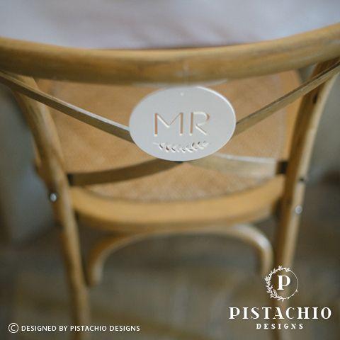 Extra special wedding stationery by www.pistachiodesigns.co.za
