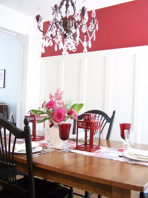 43 best wall moldings images on pinterest for the home Beautiful paint colors for dining rooms