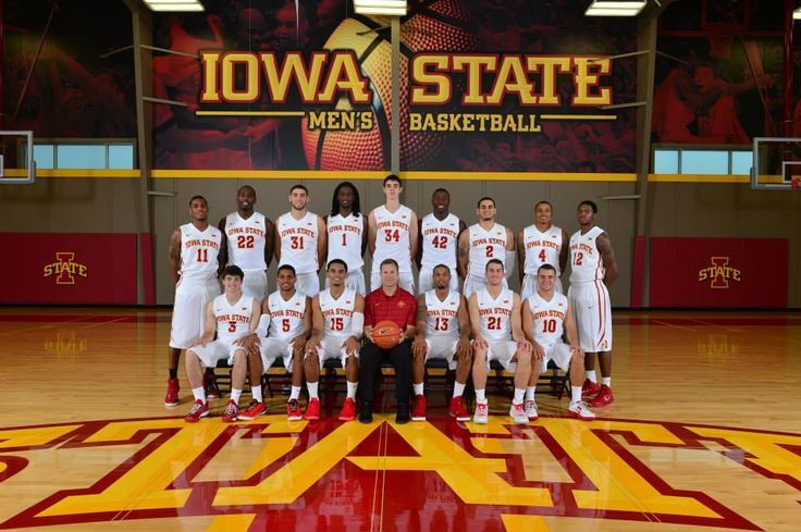 2015 Iowa State University Men's Basketball