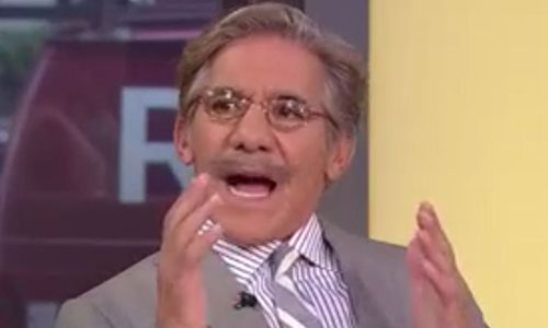 Want to guess what makes Geraldo Rivera 'gag'? Conservatives who don't swoon over Castro, apparently