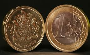 The exchange rate from UK to Paris is: 1 British Pound Sterling = 1.28 Euro