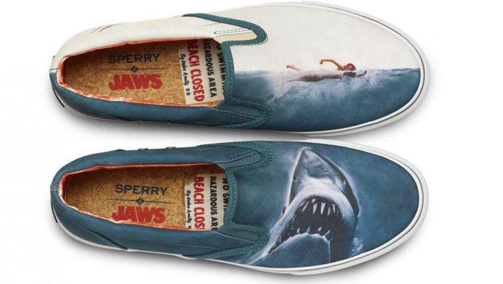 Artikelbild zu Sperry x »Jaws«
