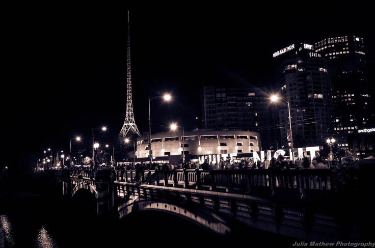 White Night - Melbourne - Julia Mathew Photography