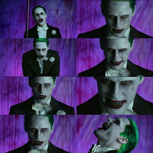 jared leto, suicide squad, and joker image