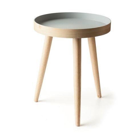 Stockholm Lip Side Table - Grey KMART AU$25