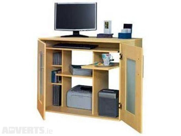 17 interesting hideaway computer desk pic ideas ideas. Black Bedroom Furniture Sets. Home Design Ideas