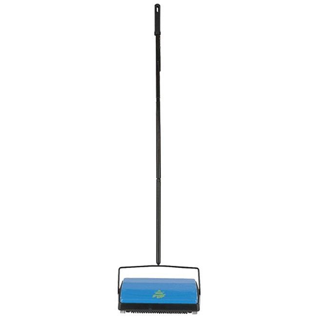 <li>Sweep Up Cordless Sweeper more efficient than a broom</li><li>Bissell's Dirtlifter brush system picks up dirt, crumbs, pet hair and more, almost effortlessly</li><li>Floor care accessory great on wood, tile, carpet, vinyl and laminates</li>