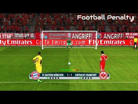 Bayern Munich vs Eintracht Frankfurt | Bundesliga | Penalty