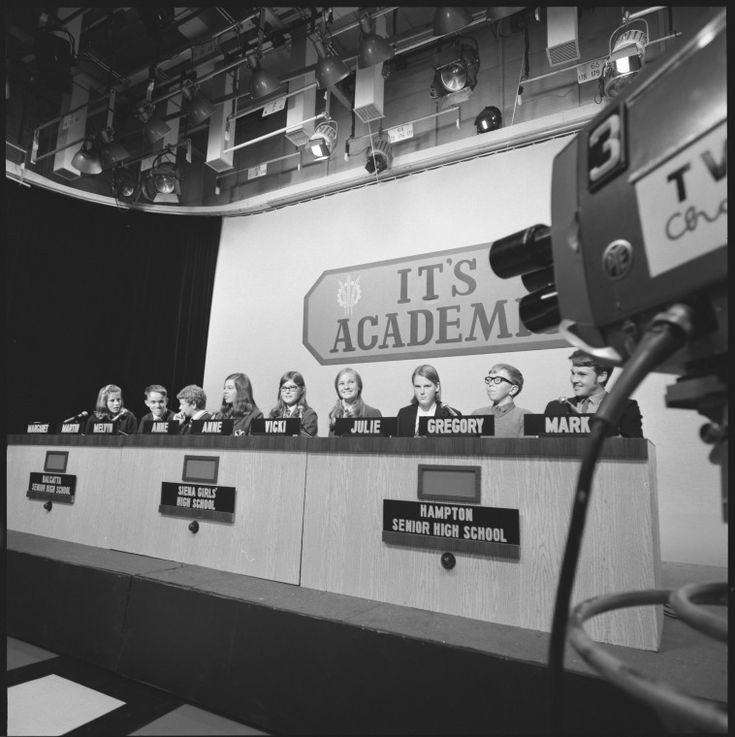 347135PD: It's Academic teams from Balcatta SHS, Siena Girls High School and Hampton SHS, 1970.  http://encore.slwa.wa.gov.au/iii/encore/record/C__Rb2443377__Sit%27s%20academic__Orightresult__U__X6?lang=eng&suite=def