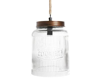 Retro Cookie Jar Pendant