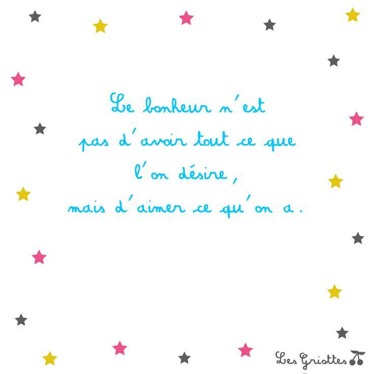 citation positive : le bonheur   Ju   Positivity, Quotes ...