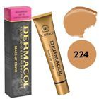 Dermacol High Cover Makeup Foundation Hypoallergenic Waterproof SPF-30 Consider now #waterproofmakeup #dermacolfoundation #dermacolcover