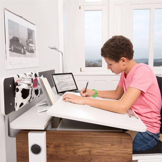 Moll Champion Style Left Up Schreibtisch | Moll Kinderschreibtisch