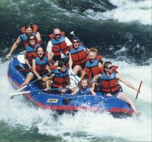 Top Destinations for White Water Rafting.  Did the US National Whitewater Center, now I need to do a REAL river!