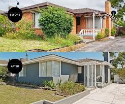 Image result for rendered house before and after