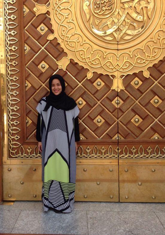 Masjid nabawi | uthman bin affan gate | medinah