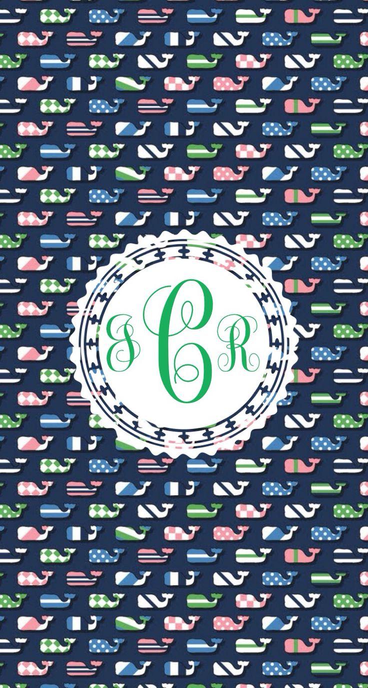 best 25  monogram wallpaper ideas on pinterest