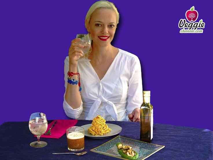 Crudismo facile - Luana Cestari Scoprite come procurarvi gli ingredienti per un gustosissimo pranzo crudista