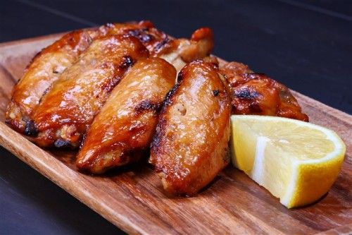 КРЫЛЬЯ куриные в маринаде