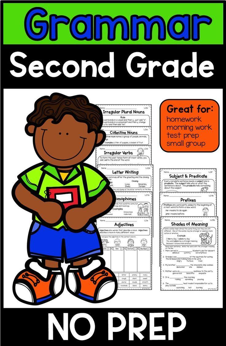 Grammar Worksheets For Second Grade Distance Learning Second Grade Dictionary Skills Grammar [ 1125 x 736 Pixel ]