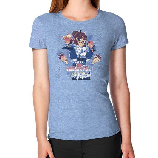 Mei's ice cream Women's T-Shirt