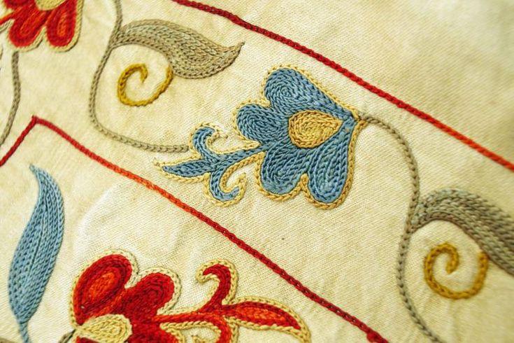 тамбурная вышивка - Самое интересное в блогах