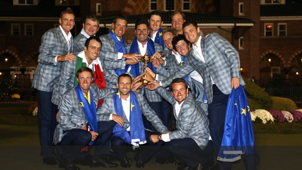 Europe pull off 'Miracle of Medinah'  Ryder Cup 2012
