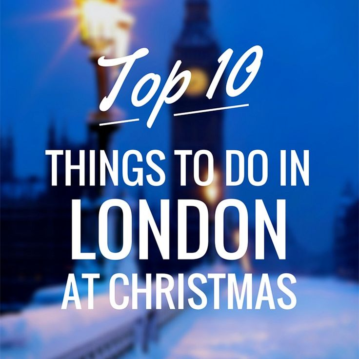 London is one of my favourite cities in the world, but as the festive period rolls around it can...