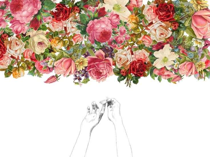 #illustration #artist #draw #drawing #painting #artwork #paint #oalexart #art #рисунок #зеркало #руки #цветы