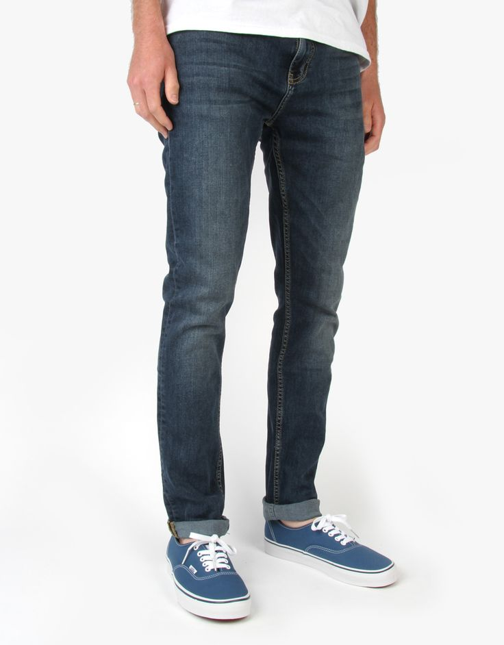 Route One Slim Denim Jeans - Mid Wash - Google Search