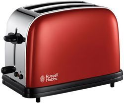 Russell Hobbs Brödrost Colors Flame Red Toaster, 349