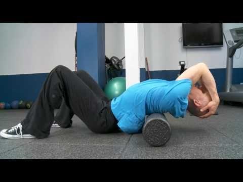 Foam Roller Exercise Video - YouTube