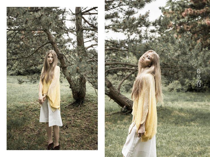 sunsine yellow pullover