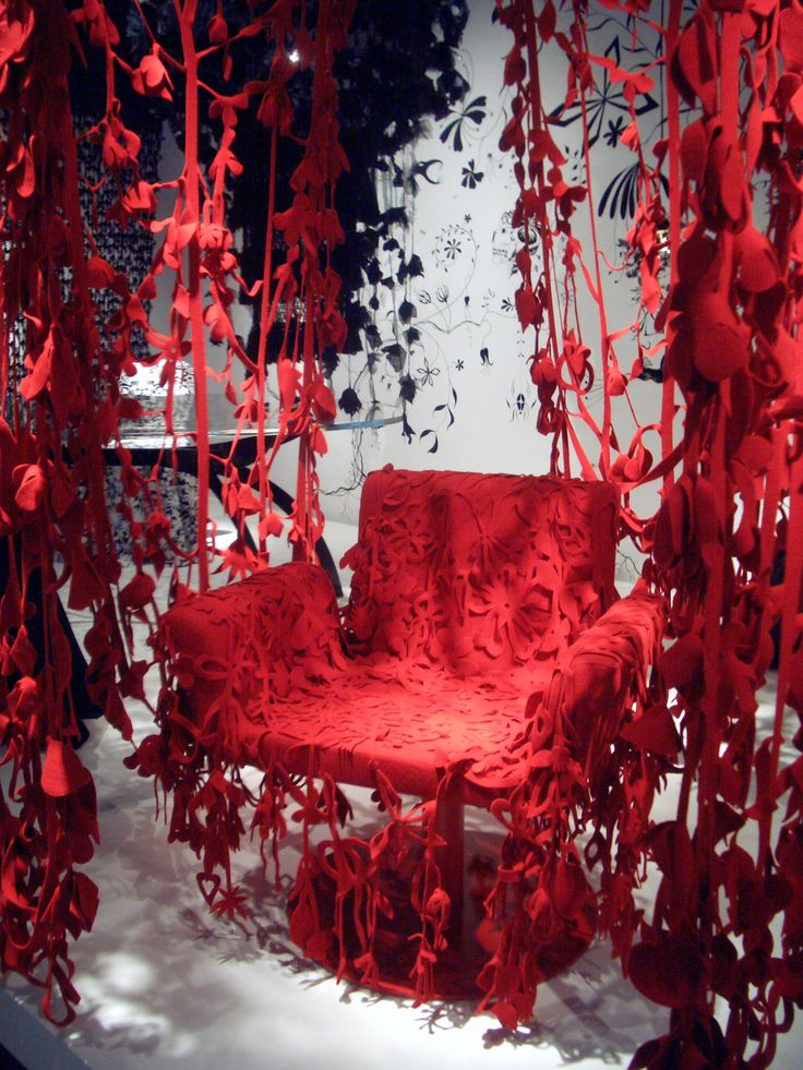 Revolution Armchair | At The Moss Gallery In New York | Moroso | Tord  Boontje