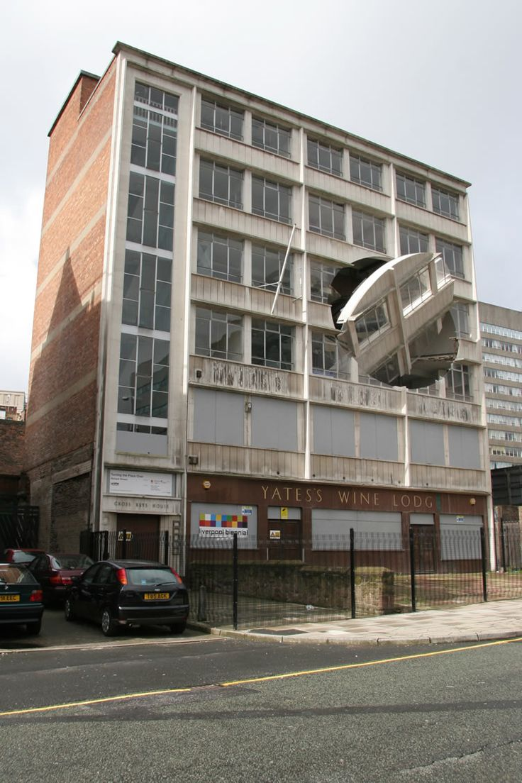 Super-scale Brit sculptor Richard Wilson gives us the lowdown on distorting reality...