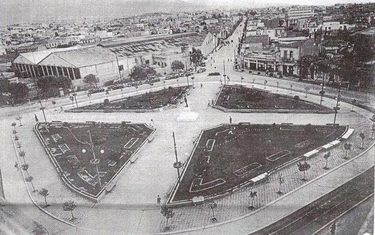 ΠΛΑΤΙΑ ΔΑΒΑΚΗ ΚΑΛΛΙΘΕΑ 1950