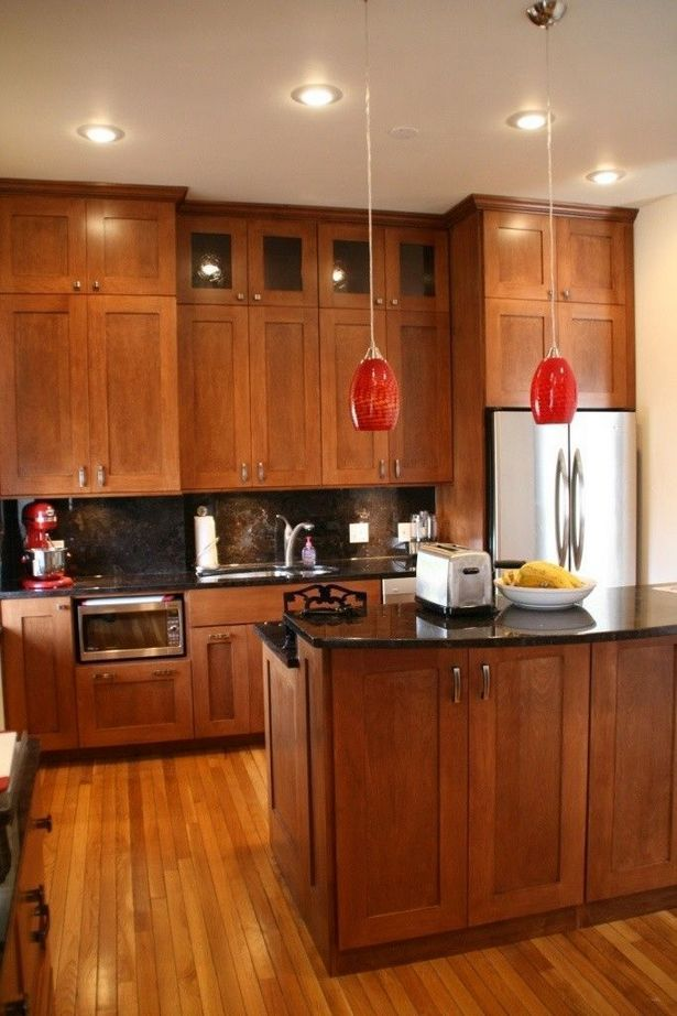 40 Cherry Wood Kitchen Cabinets Options Dizzyhome Com Shaker Style Kitchen Cabinets Maple Kitchen Cabinets Kitchen Cabinet Styles